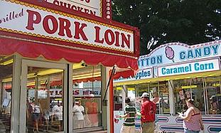 Pork Loin Booth
