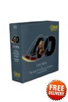 The Israel Philharmonic - 40 years of ZUBIN MEHTA CD