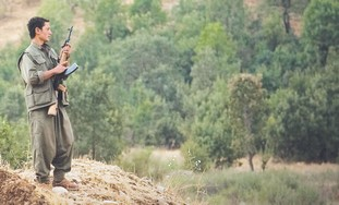 PKK Kurdish Rebel