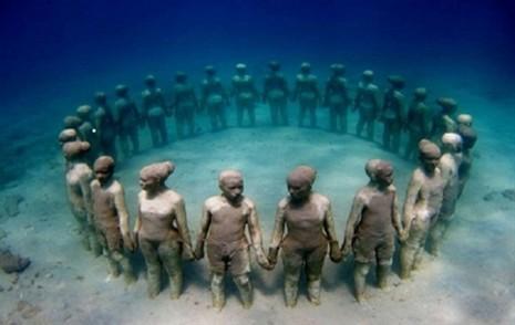 Underwater Sculptures