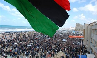 Unrest in Benghazi, Libya