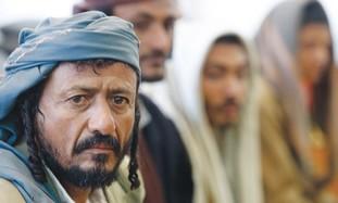 Members of Yemen's Jewish community