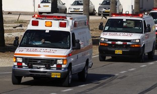 Magen David Adom ambulances - Photo: Reuters