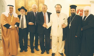 Interfaith delegation to Istanbul