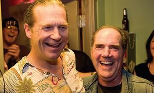 Jeff Bridges and Jack Kehler