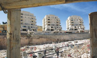 New Housing in J'lem's Har Homa