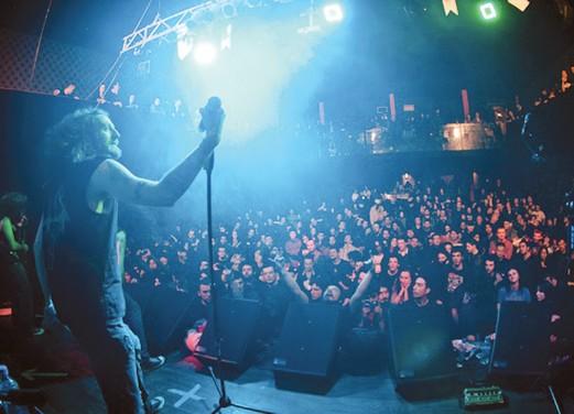 Israeli metal band