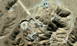 ShowImage Iran: Saboteurs cut power lines to nuclear bunker