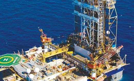 Leviathan holds 453 billion cu.m. of gas - Photo: Albatross