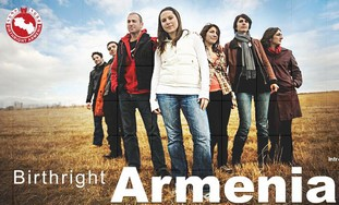 Birthright... Armenia?