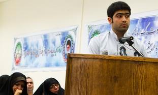 Majid Jamali Fashi, accused of killing scientist -Photo: REUTERS