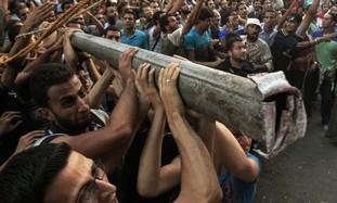 Attaque au bélier d'égyptiens sur l'ambassade israélienne