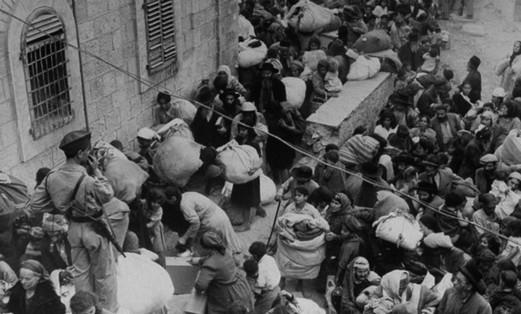 Ancient Jewish community expelled form Jerusalem.