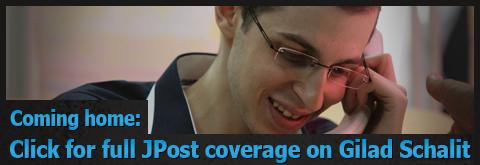 Click for full JPost coverage on Gilad Schalit