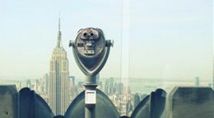 Top of the Rockefeller Center