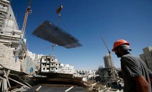 Construction in Jerusalem's Har Homa neighborhood - Photo: REUTERS