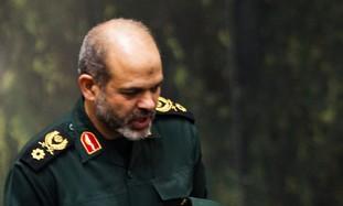 Iran Defense Minister Ahmad Vahidi