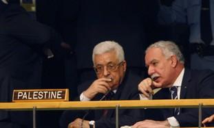 Palestiinalaisjohto