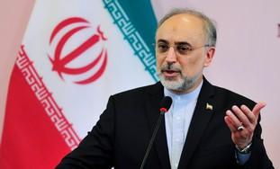 Iranian FM Ali Akbar Salehi