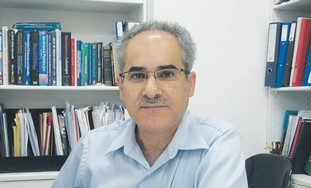 PROF. MAHMOUD HULEIHEL of BGU