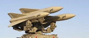 iran lanzamiento de misiles