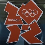 Logo of the 2012 London Olympics.