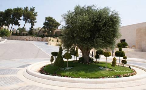 Al Khader vilage (Photo by: Beata M. Andonia)