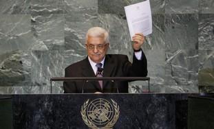 PA President Mahmoud Abbas addresses UNGA - Photo: REUTERS