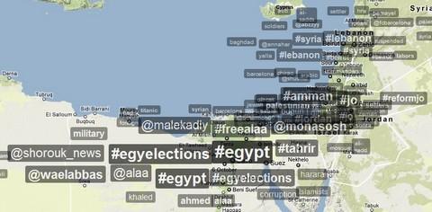 Trendsmap.com screenshot