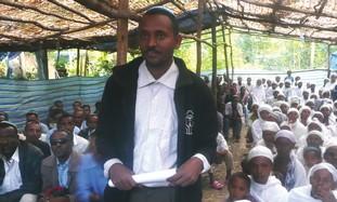 Ethiopian Jews [illustrative] - Photo: Ruth Eglash