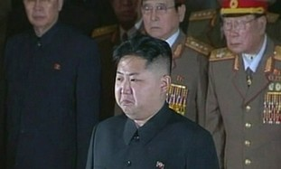 New North Korean ruler Kim Jong-un
