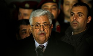 PA President Mahmoud Abbas -  Photo: REUTERS/Mohamad Torokman
