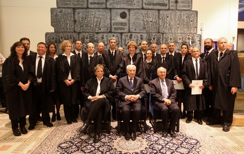 High court Justices