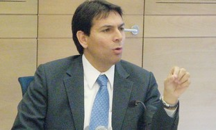 Deputy Defense Minister Danny Danon of Likud