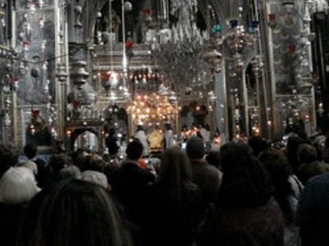 Armenian Church in Jerusalem (Travelujah)
