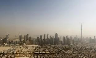 Dubai Skyline - Photo: REUTERS/Jumana El-Heloueh