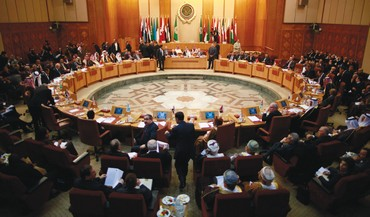 The head of the Arab League asks the United Nations Security Council to boost the size of a UN mission in Syria and give it expanded powers to protect people. Photo: REUTERS