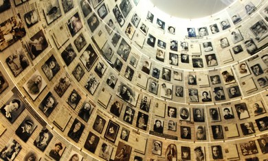 Hall of Names, Yad Vashem Memorial Museum