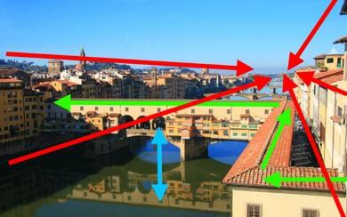 Arno River in Florence (Stew Feuerstein)