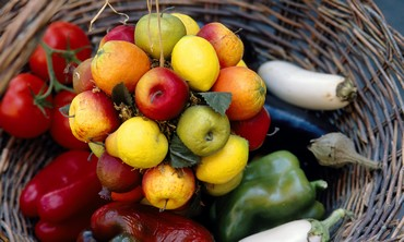 Fruit and vegetables - Photo: Thinkstock/Imagebank