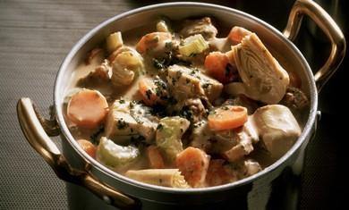 Veal stew (Thinkstock/Imagebank)