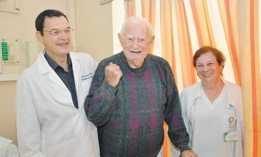 Patient Shimon Ganot
