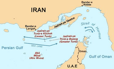 Full article: Iran inaugurates new naval base in Strait of Hormuz ...
