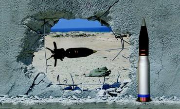 New IDF tank shells - Photo: IMI