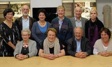Board of New Zealand's Holocaust Center
