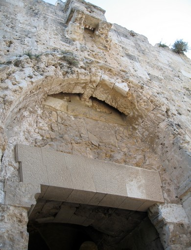 Zion Gate (photo: Wayne Stiles)