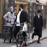 Haredim in Mea Shearim