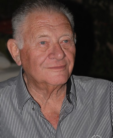 Former IDF Intelligence head Shlomo Gazit (Courtesy of Shlomo Gazit)