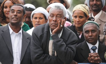 Ethiopian Jews celebrate Sigd holiday [file photo]