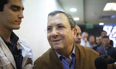 DEFENSE MINISTER Ehud Barak - Photo: REUTERS